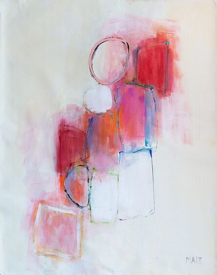 Janet Mait, 'Raspberry', 2019