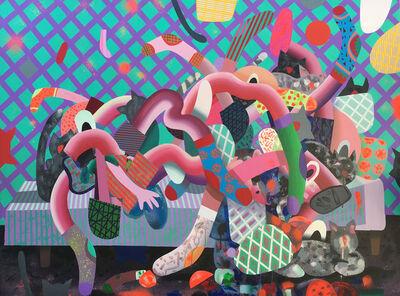 """Tom Berenz, '""""Cat Nap 2""""', 2017"""