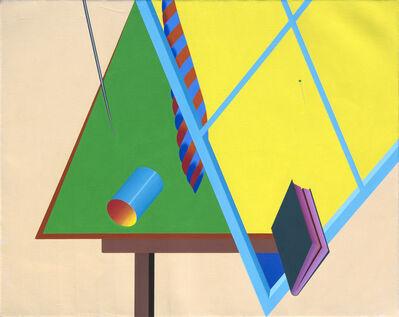 Naoto Nakagawa, 'Aggressive Still Life', 1969