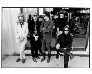Gerard Malanga, 'Andy Warhol & The Velvet Underground & Nico', 1966