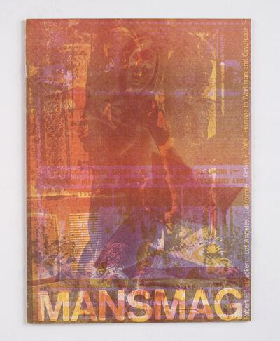 Robert Heinecken, 'MANSMAG: Homage to Werkman and Cavalcade', 1969
