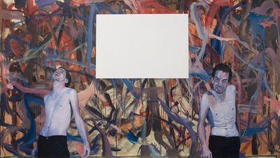 Jim Shaw, 'Cake (Double Brian)', 2011