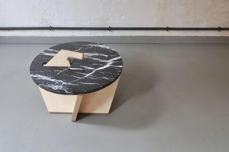 """Eric Benqué, 'Low table, """"Traits d'union"""" collection', 2012"""