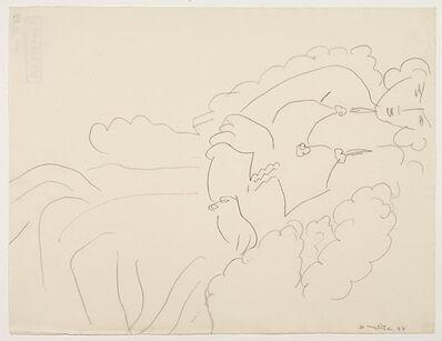 Henri Matisse, 'Reclining woman', 1944