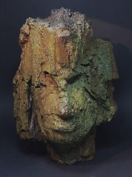 Dietrich Klinge, 'Kopf 268', 2018
