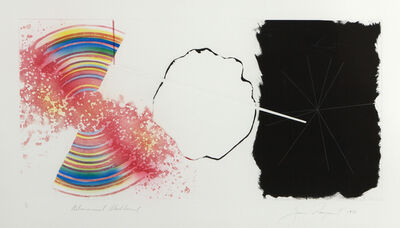 James Rosenquist, 'Astronomical Blackboard', 1978