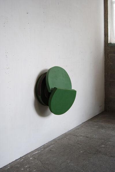 Simon Callery, 'Green Fall', 2010