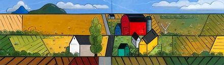 Richard Thompson, 'Prairie #17', 2014