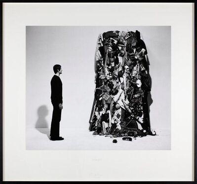Sigurdur Gudmundsson, 'Waterfall', 1980