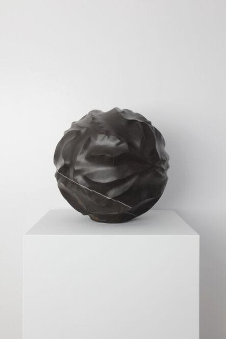 Tadanori Yamaguchi, 'KUROI KAMINARI', 2020