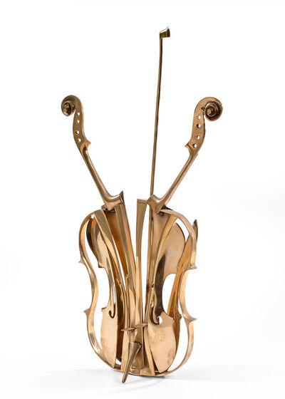 Arman, 'Violon Venise', 2004