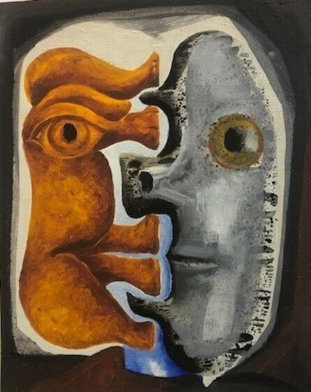 Eric Massholder, 'Tête à tête', 2002