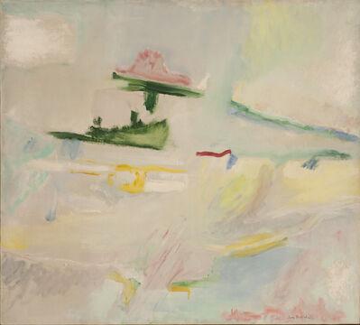 Jane Freilicher, 'The Sky', ca. 1960