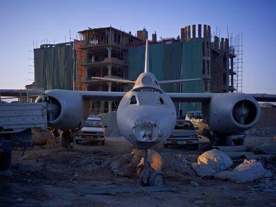 Simon Norfolk, 'A Dumping Ground For An Abandoned Russian-Era Bomber', 2010