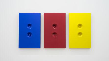 Sinisa Kukec, 'PRIMACY OF REFLECTION', 2016