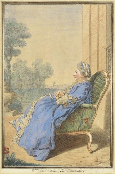 Carmontelle, 'Madame La Duchesse de Mortemart'