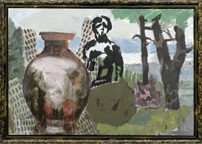 Markus Lüpertz, 'Stillleben mit Vase II (Still Life with Vase II)', 2012