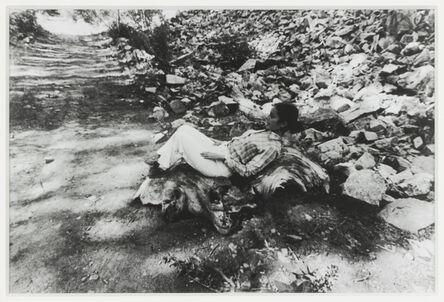 "Ana Mendieta, 'Untitled (""Chac Mool"")', 1976"