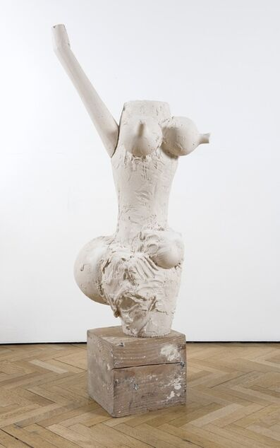 Marcus Harvey, 'Big Girl', 2015