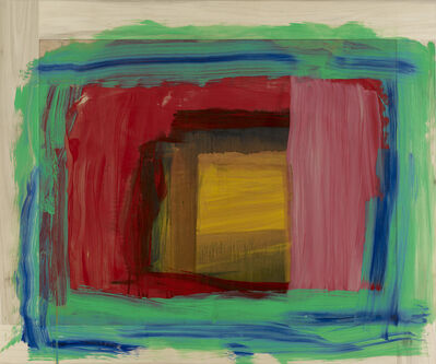 Howard Hodgkin, 'For Matisse', 2011