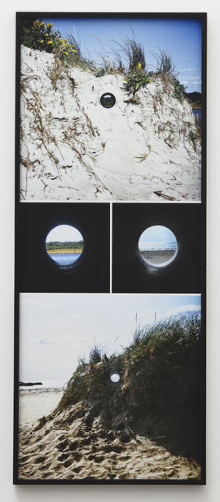 Nancy Holt, 'Views Through a Sand Dune', 1972