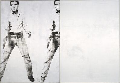 Andy Warhol, 'Double Elvis', 1963/1976