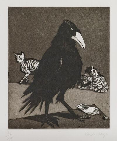 Paula Rego, 'The Crow', 1994