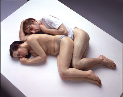 Ron Mueck, 'Spooning Couple', 2005-2007