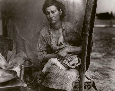 Dorothea Lange, 'Migrant Mother, Nipomo', 1936