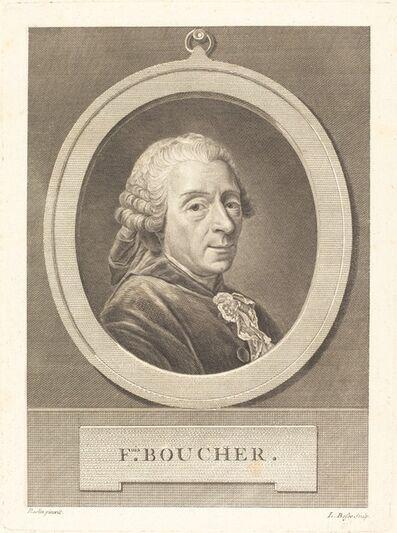 Louis Bosse, 'Francois Boucher'