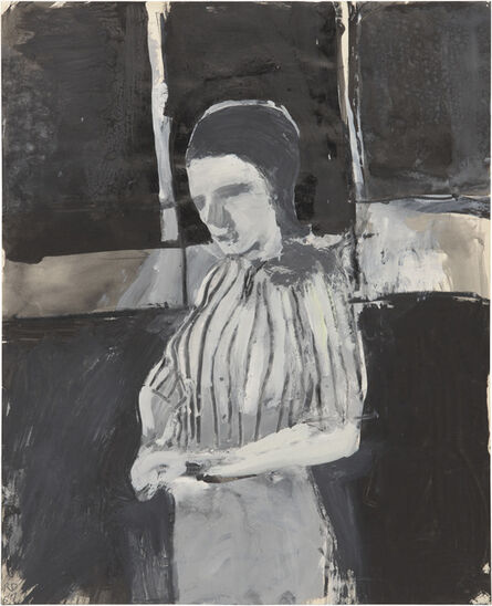 Richard Diebenkorn, 'Untitled (Woman by Window)', 1957