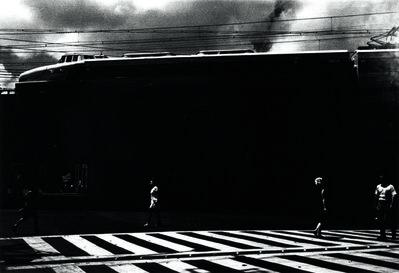 Issei Suda, 'Passing Summer', 1971