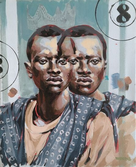 RU8ICON1, 'COUMBA AREHN,SENEGAL', 2017