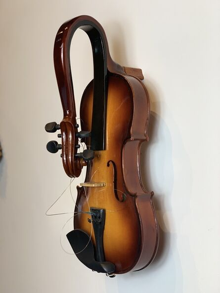 Federico Uribe, 'Violin, in collaboration with Ryan Appel', 2020