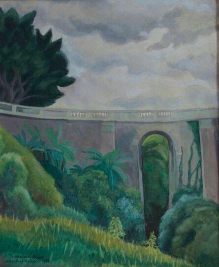 Angelina Beloff, 'Puente de Cuernavaca', 1940