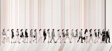 Simon Procter, 'CHANEL, HIGH LINE, Paris Spring Summer 2006, Le Grand Palais, Paris', 2007