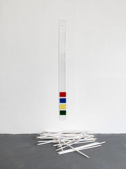Werner Haypeter, 'Mikado 45_250', 2013