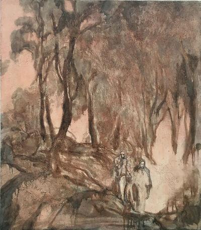 Wang Yabin, 'Excursion in Autumn', 2016