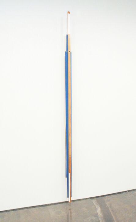 Russell Maltz, 'S.P. / Blue + Blue #117 (Needle)', 2017