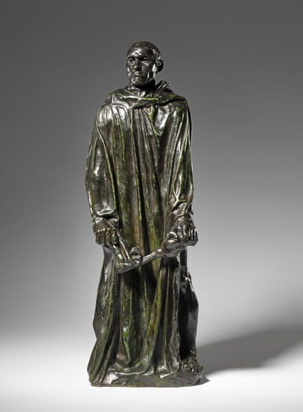 Auguste Rodin, 'Jean d'Aire', ca. 1895