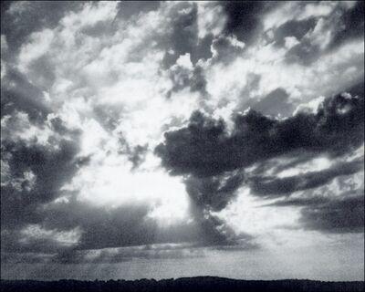 Donald Woodman, 'Cloud 15', 1997