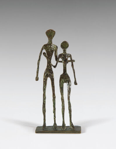 Diego Giacometti, 'Le Couple (Equilibristes)', conceived in 1957