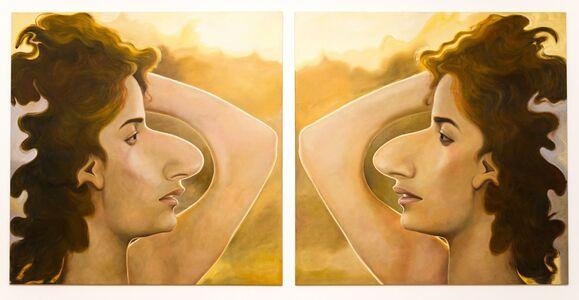 Ryder Ripps, 'Nose Reflection', 2014
