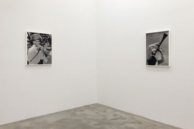 Geoffrey Farmer, 'Blowers', 2014