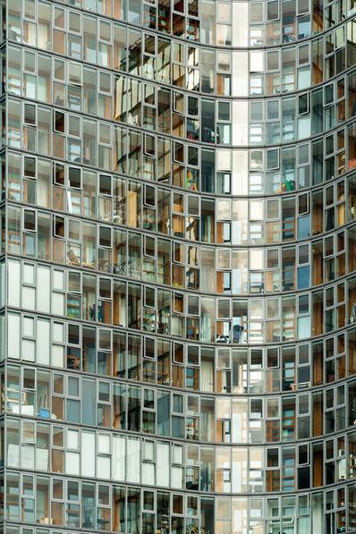 Stuart McCall, 'Highrise Windows', 2015