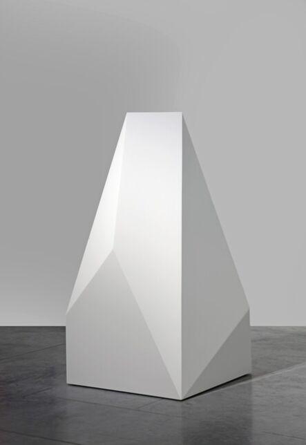 Sol LeWitt, 'Complex Form 45', 1990
