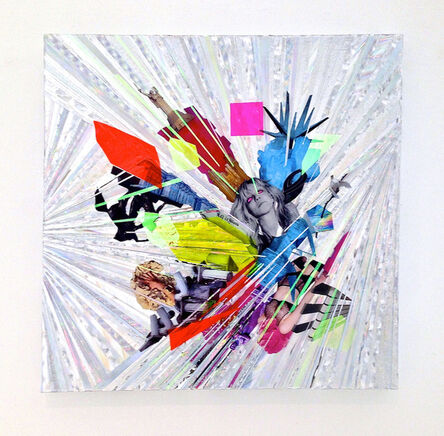 Andréa Stanislav, 'Shifter II / Courtney Love', 2014