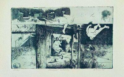 Robert Birmelin, 'Skowhegan Exterior', 20th Century