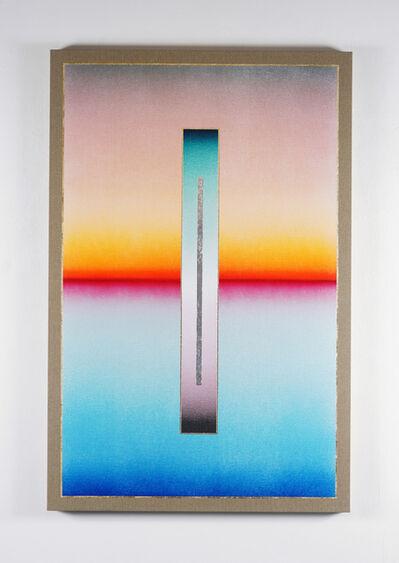 Casper Brindle, 'Portal-Glyph V', 2020