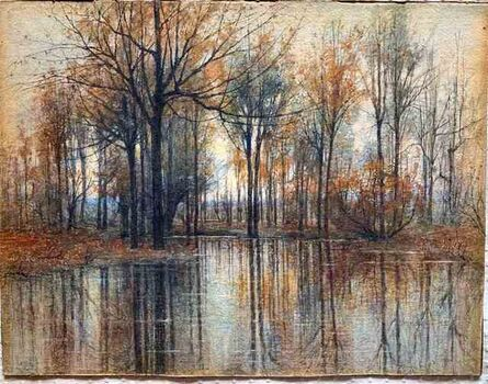 Charles Melville Dewey, 'The Mirror of the Woods', Early 20th Century